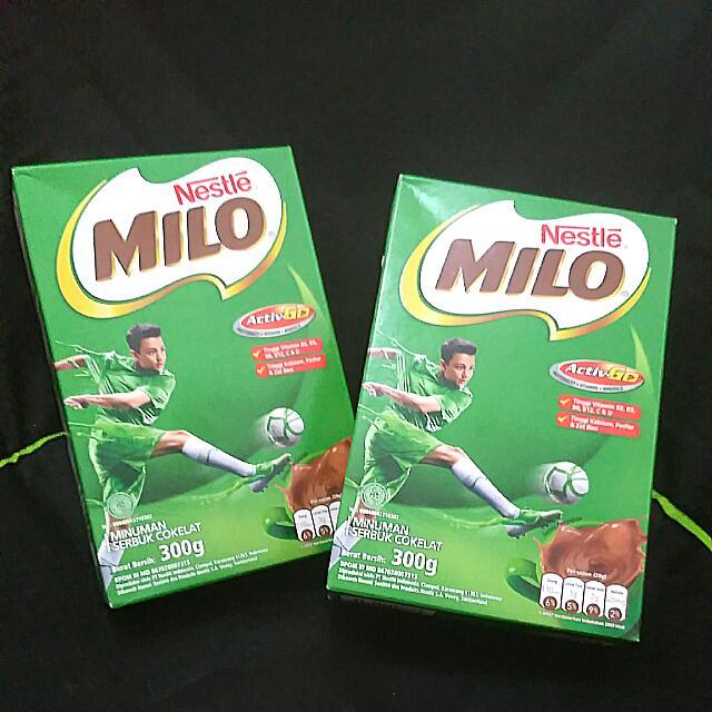 MILO ActivGo 300 g
