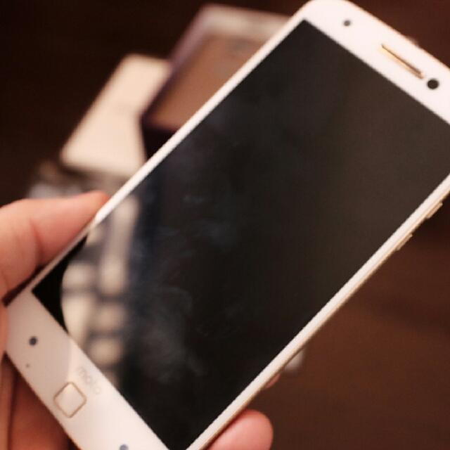 Motorola Moto Z 64gb White