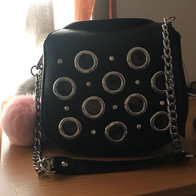 Nicolelee Bag Black