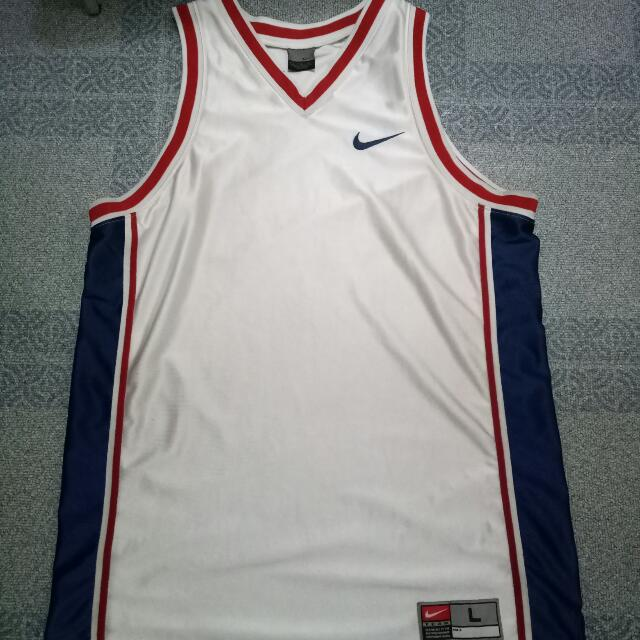 Nike Authentic Basketball Jersey