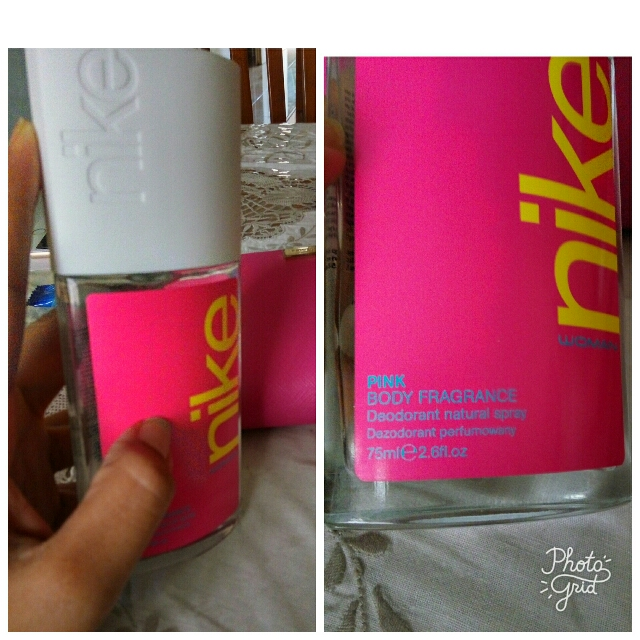 Nike Deo Perfume Original