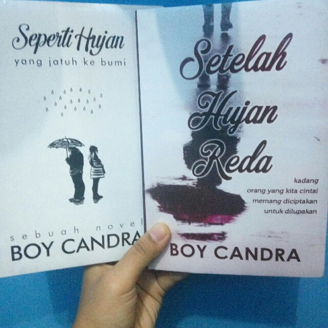 Novel Boy Candra