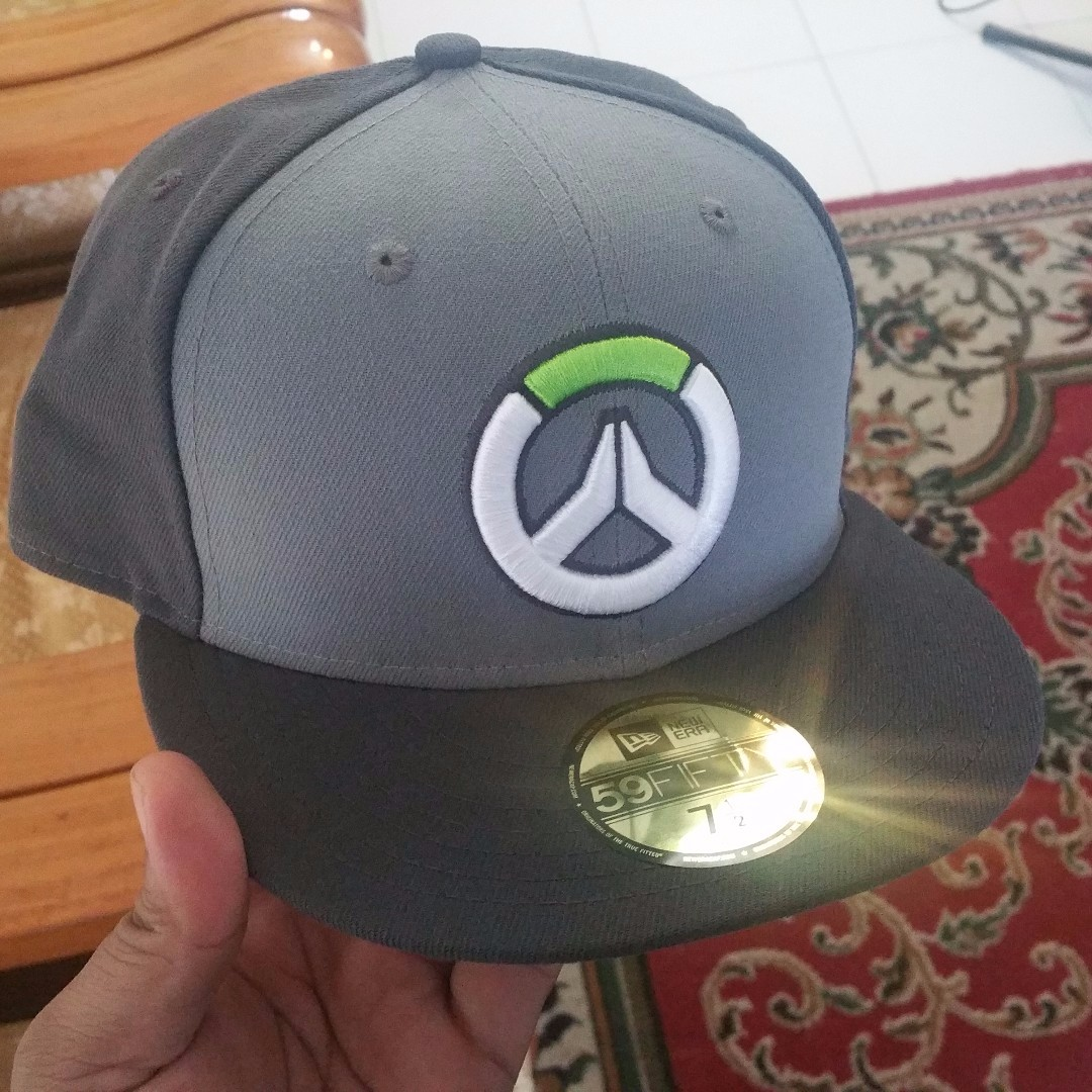 OFFICIAL Overwatch Genji Hat by New Era Size 7 5 8 e7b6f261a2a