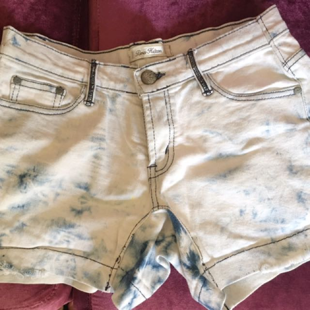 Paris Hilton Short Pant