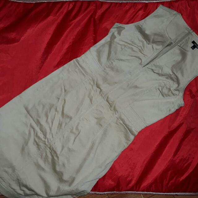 Plain Formal Dress