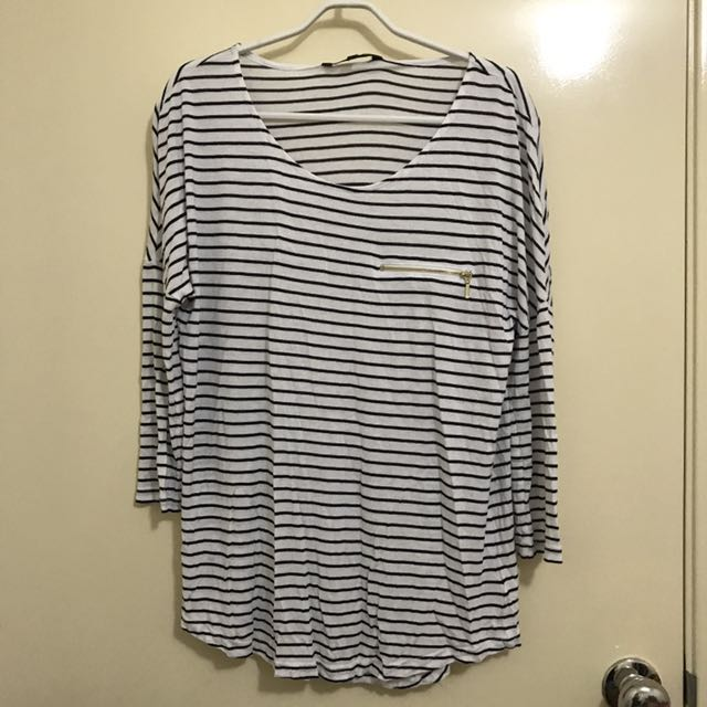 Portmans Striped Shirt