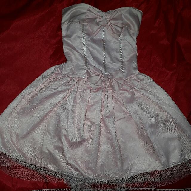 Pre-loved pink dress