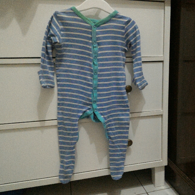 [Preloved] Sleepsuit Mothercare
