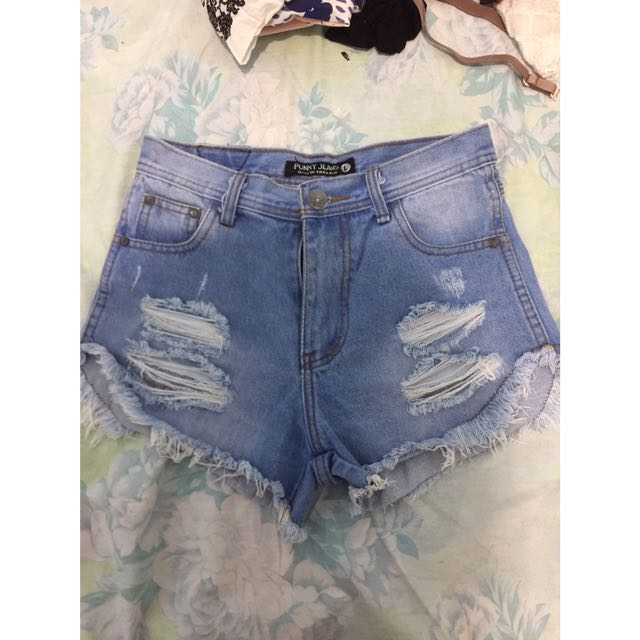punny shorts