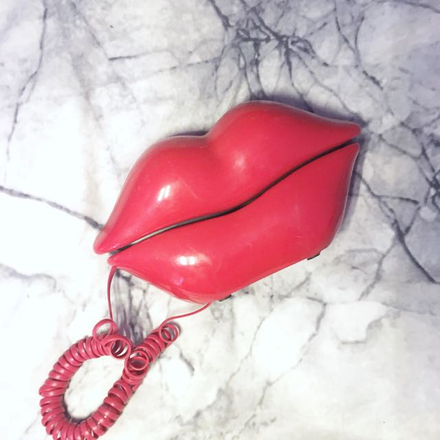 Red Hot Lips Phone