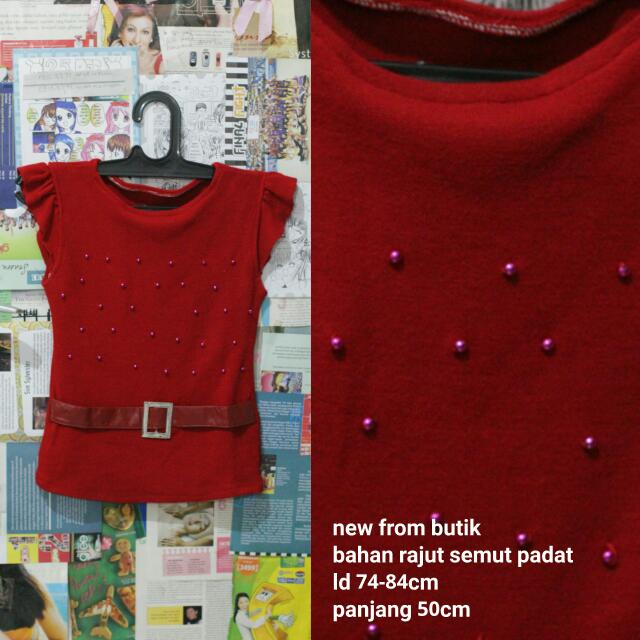 Red Top Manik Import