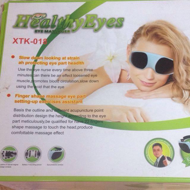 Repriced: Eye massager