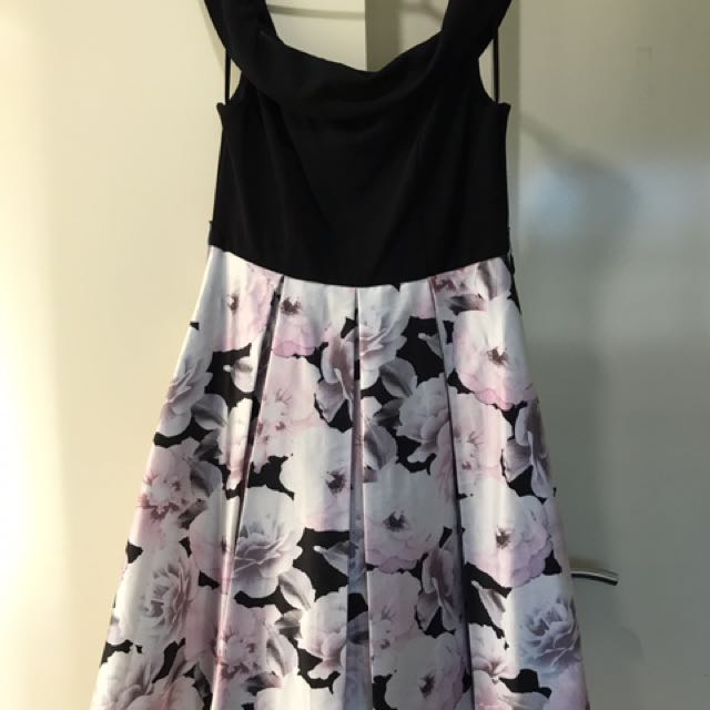 Review size 14 dress