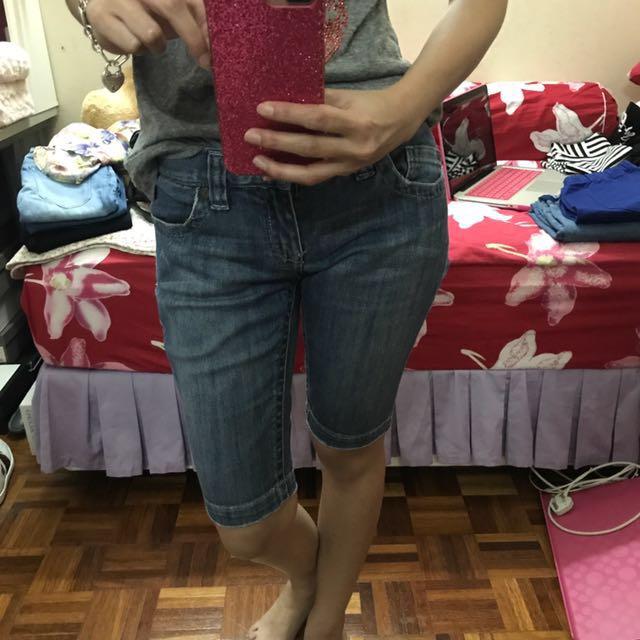 Roxy Skinny Fit Jeans