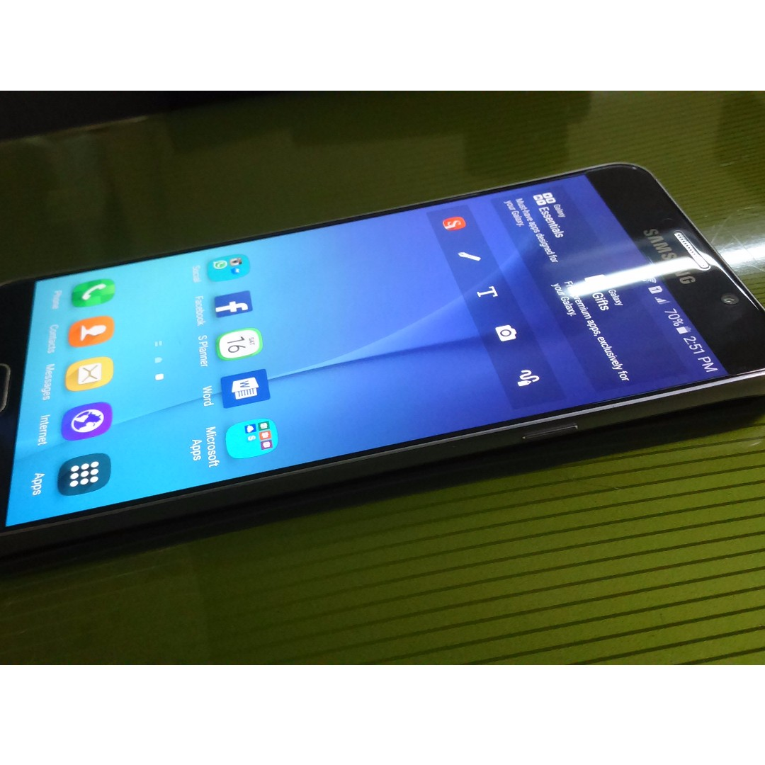 Samsung Note 5 Duos 32gb