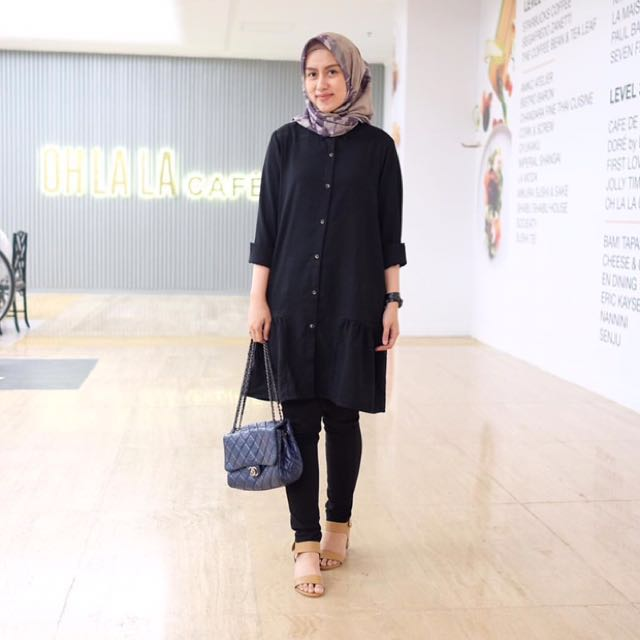 Shabarina tunik heaven light