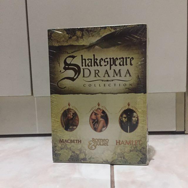 Shakespear Drama Collection
