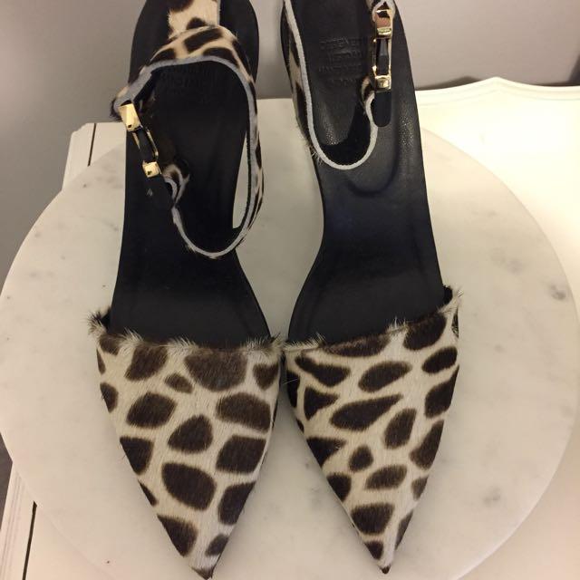 Shakuhachi Ponyhair Shoes