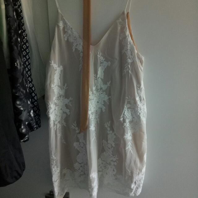 Showpo Slip Dress Size 12