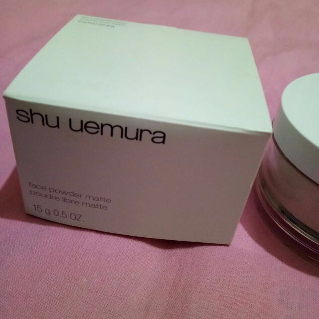 Shu Eumura powder