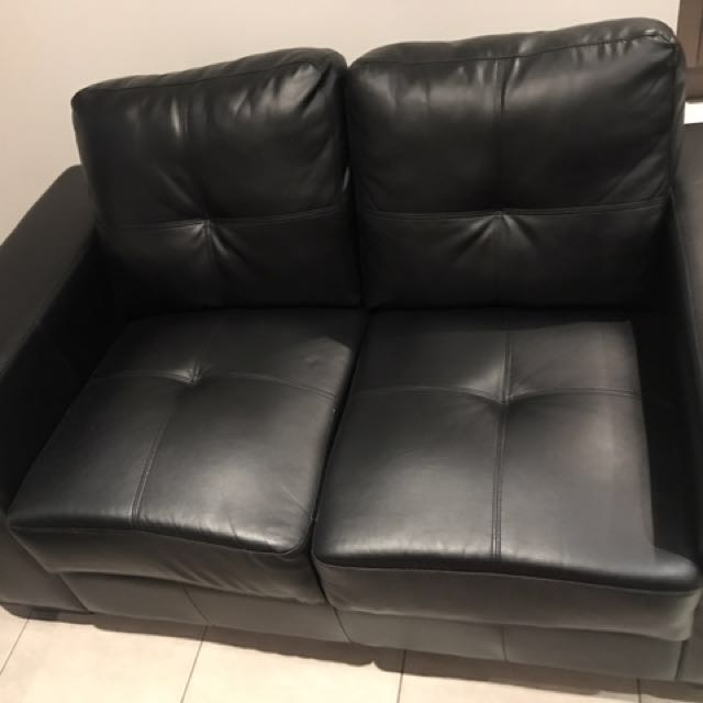Sofa black