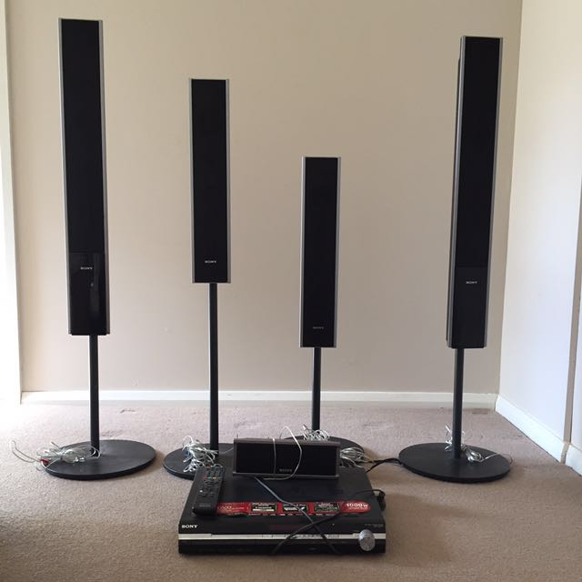 Sony Home Entertainment System (Surround Sound)