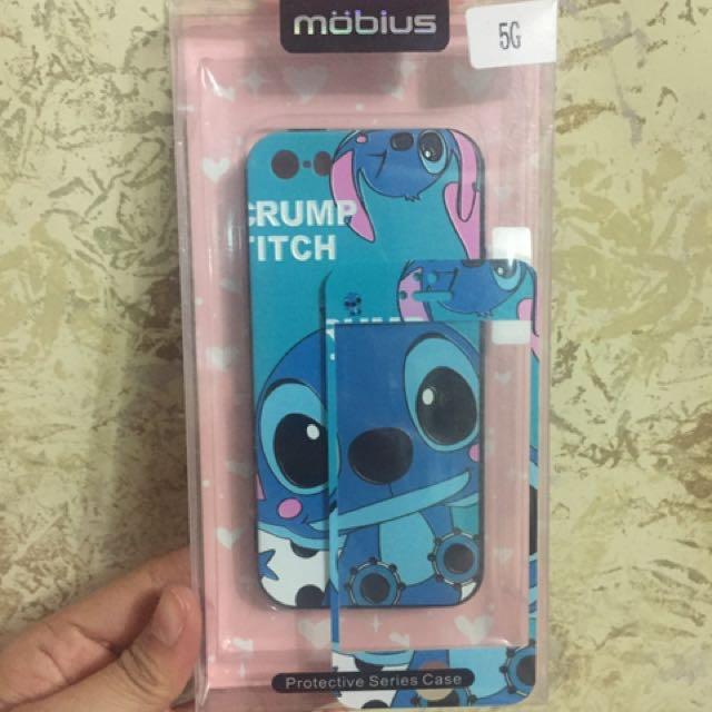 Stitch case!!!