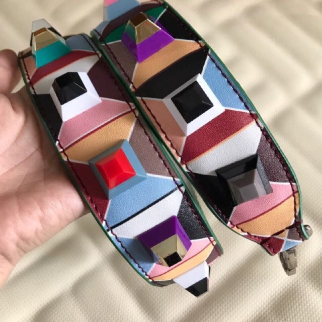 Strap fendi mirror quality