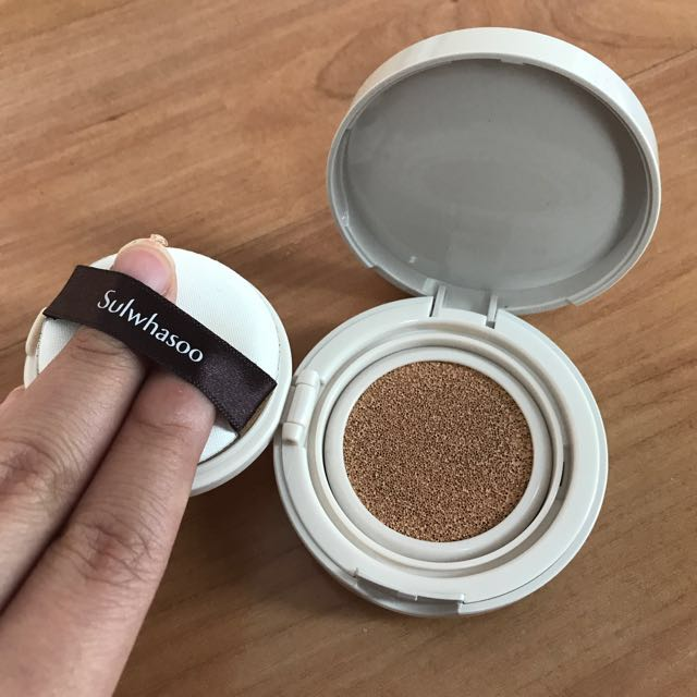 Sulwhasoo Perfecting Cushion No 21 Medium Pink