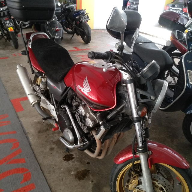 CB 400 Specs 3 Honda S4 Tec 3, Motorbikes, Motorbikes for