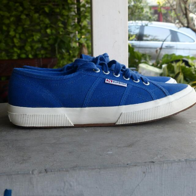 SUPERGA COTU (Not Vans Converse Nike Adidas Boots Jeans Jacket Jaket Ct Ii Chuck Taylor 70s)