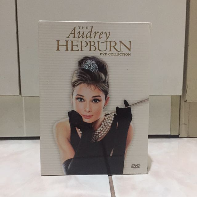 The Audrey Hepburn DVD Collection