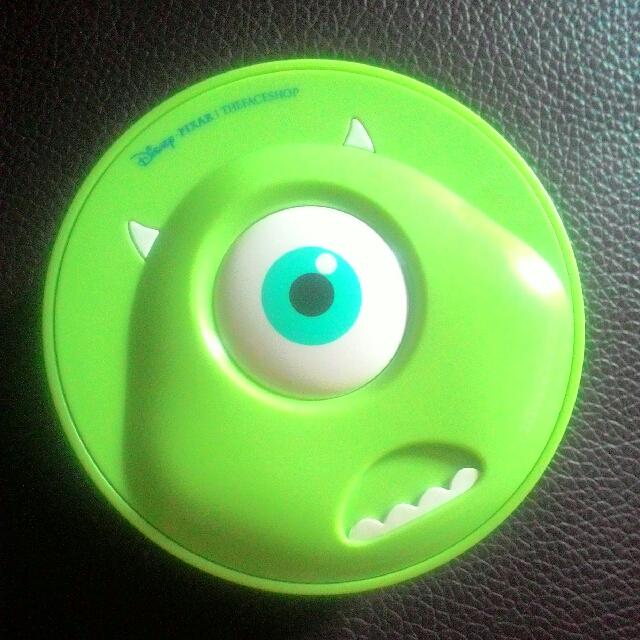 The Face Shop X Disney Pixar CC Long-Lasting Cushion