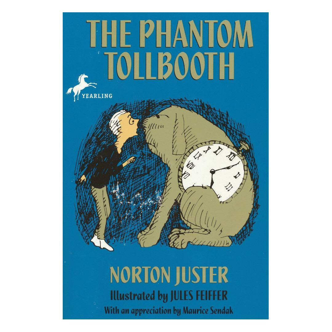 The phantom tollbooth by norton juster books stationery fiction photo photo photo fandeluxe Gallery