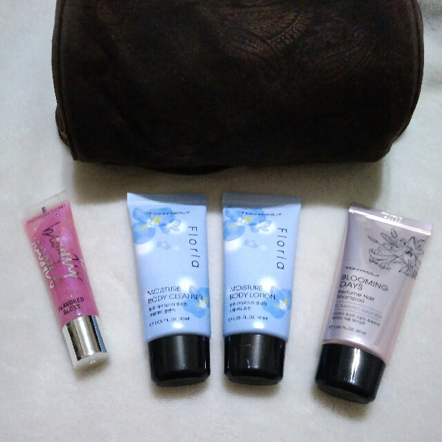 Tony Moly Travel Set