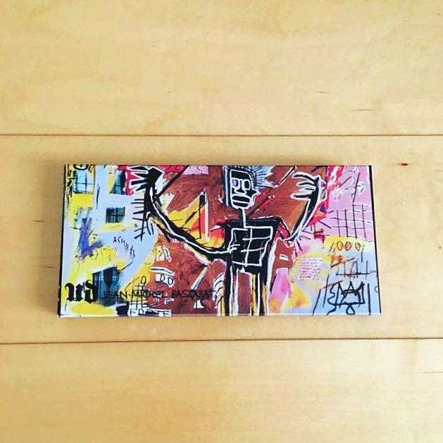 UD Jean Michel Basquiat eyeshadow palette