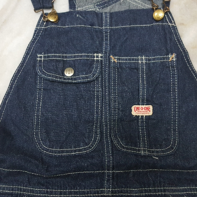 Vintage Edwin 101 Overall Jean W34 Men S Fashion Clothes On Carousell