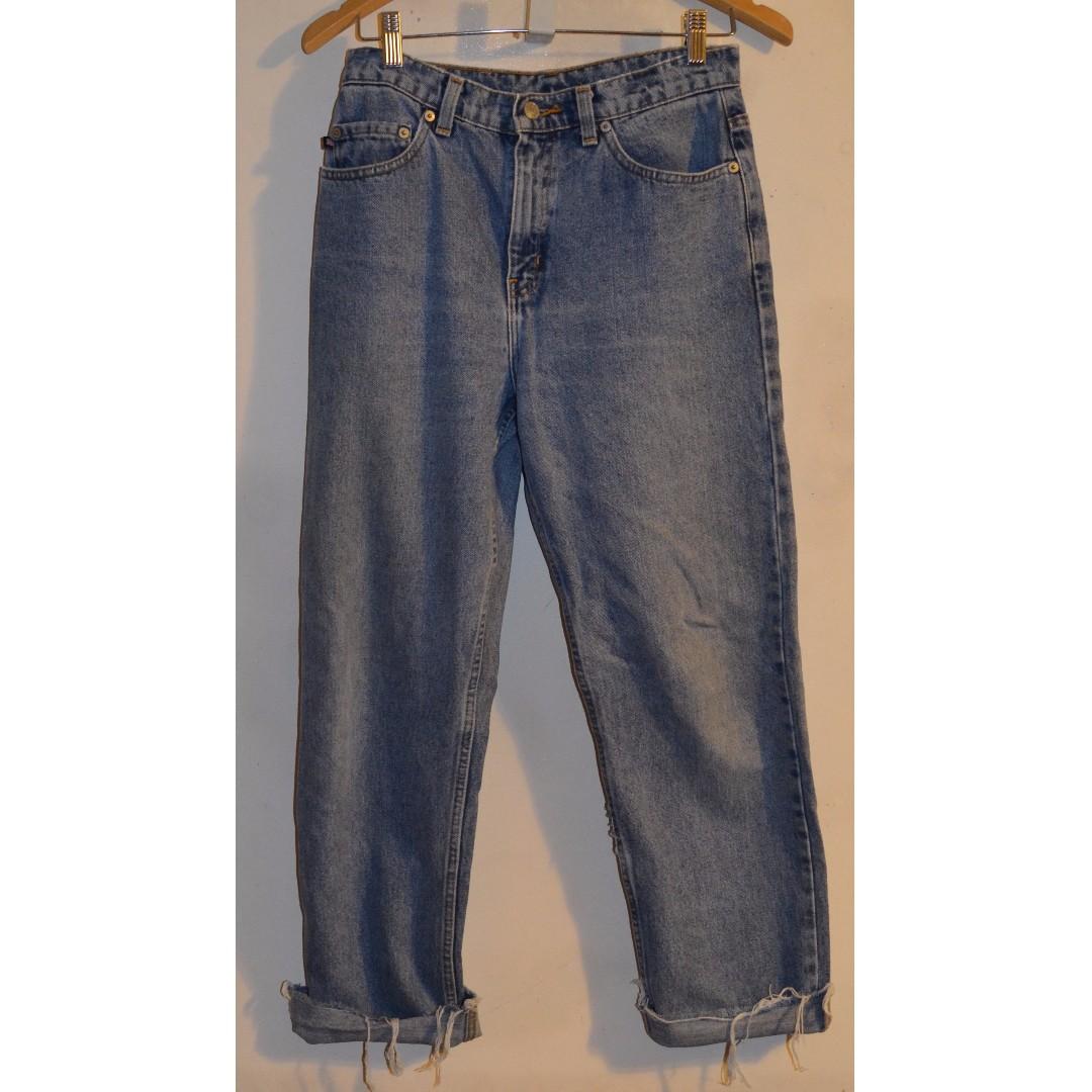 VTG Womens Ralph Lauren Mom Jeans Size 8