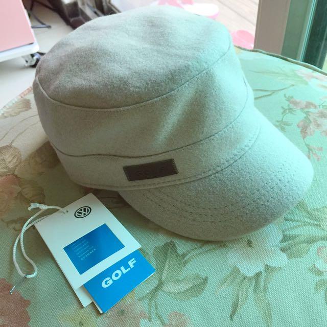 VW福斯GOLE軍帽