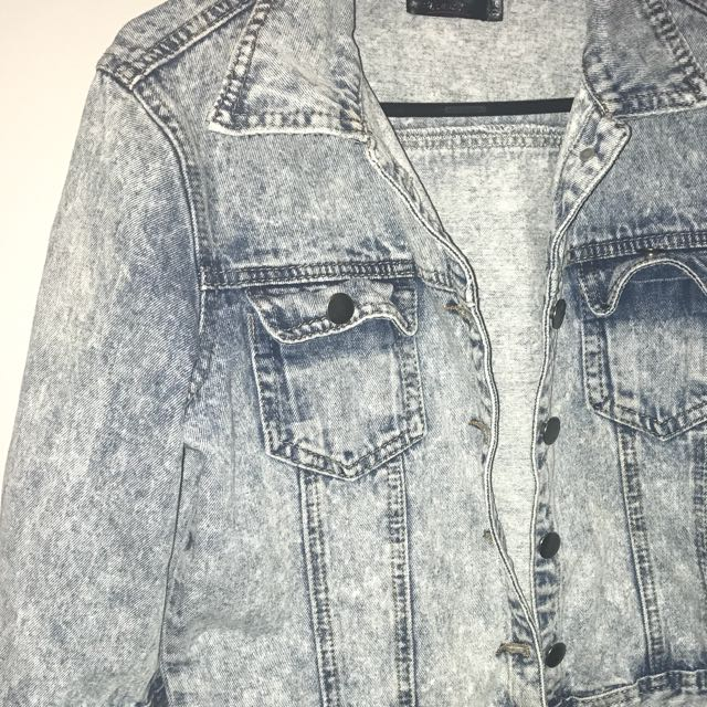 Women's ladies size 10 Denim jacket