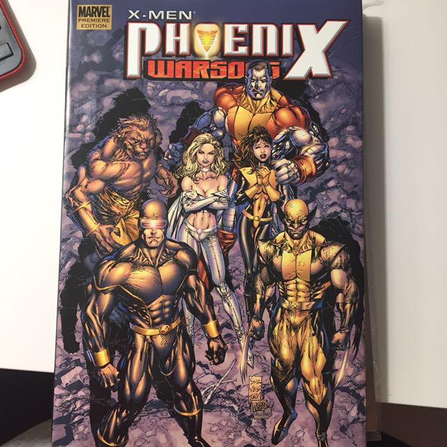 X-Men: Phoenix - Warsong Marvel Premiere Edition