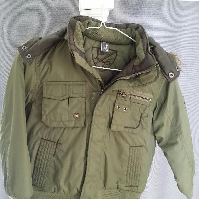 a9a56be0faca Zara Kids Winter Jacket (for Boy or Girl)