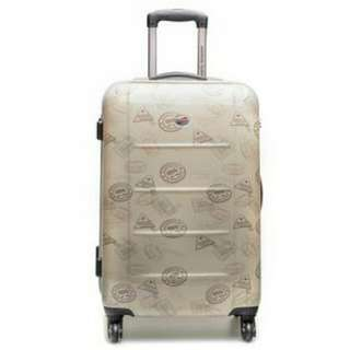 Check-in Luggage: Tokyo Chic Cream
