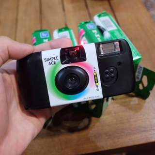 Fujifilm Quicksnap Disposable Film Camera