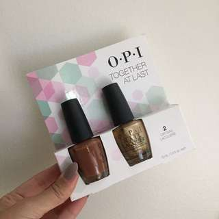 ❗️BNWT - OPI Nail Polish Duo