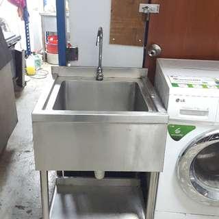 free stand sink  60x60 cm