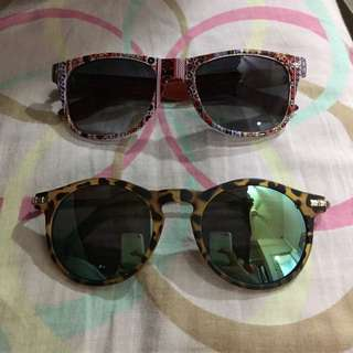 Preloved shades
