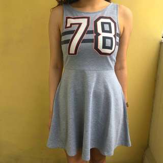 H&M 78 Skater Dress
