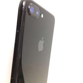 IPHONE 7 plus 亮黑 Jet Black 128GB