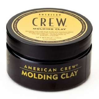 🎉IN STOCK American Crew Molding Clay Limited Elvis Presley Edition Elvis 3 Ounces Oz tags wax Pomade